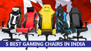 5 Best Gaming Chairs In India April 2021